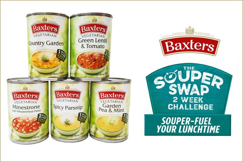 Baxters Souper Swap Challenge
