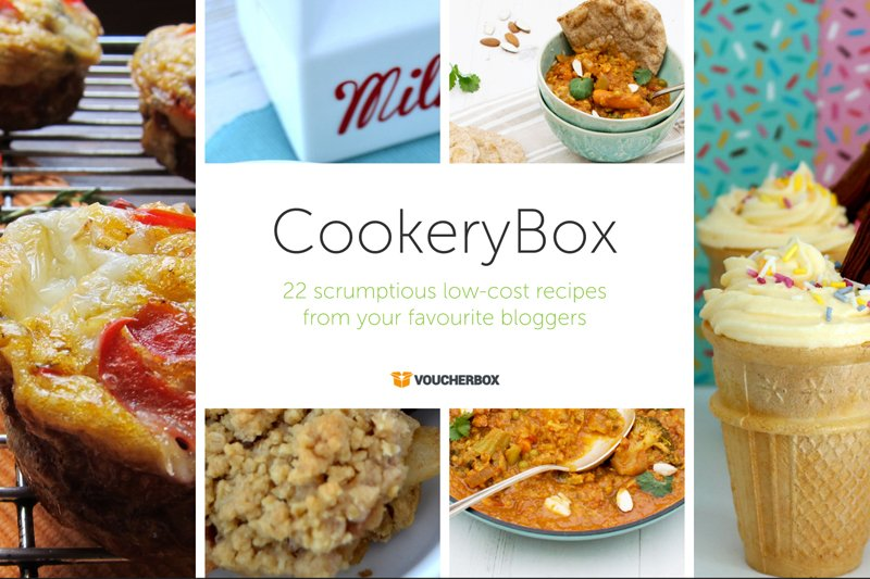 Low Cost Recipe Collection - CookeryBox