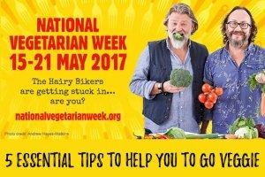 National Vegetarian Week 2017