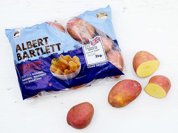 Mushroom & Potato Gratin Packaging