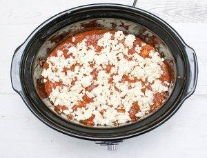 Slow-Cooker Vegetarian Lasagna Recipe Step 7