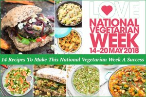 14 Recipes To Make This National Vegetarian Week A Success