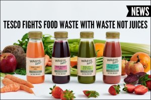 Tesco Waste Not Juices