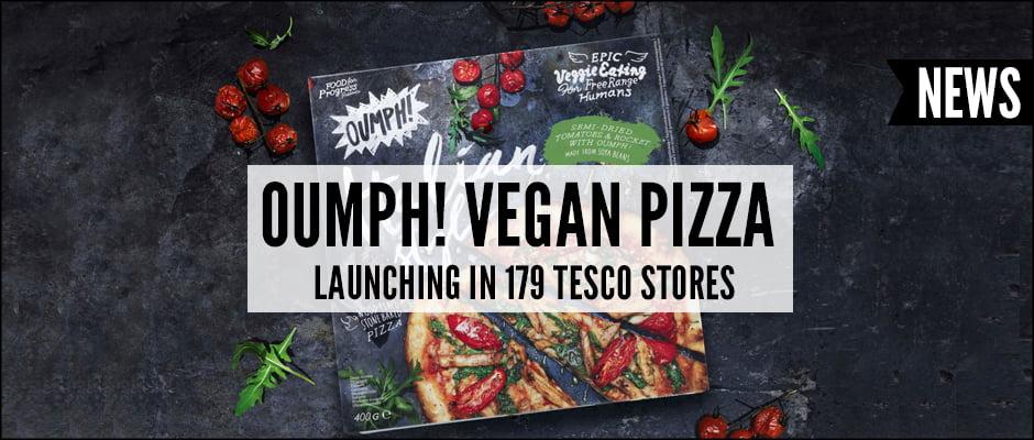 Oumph! Vegan Pizza