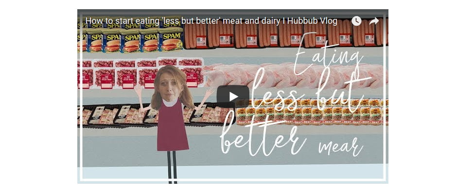 How Can Flexitarians Buy Less But Better Meat And Dairy?