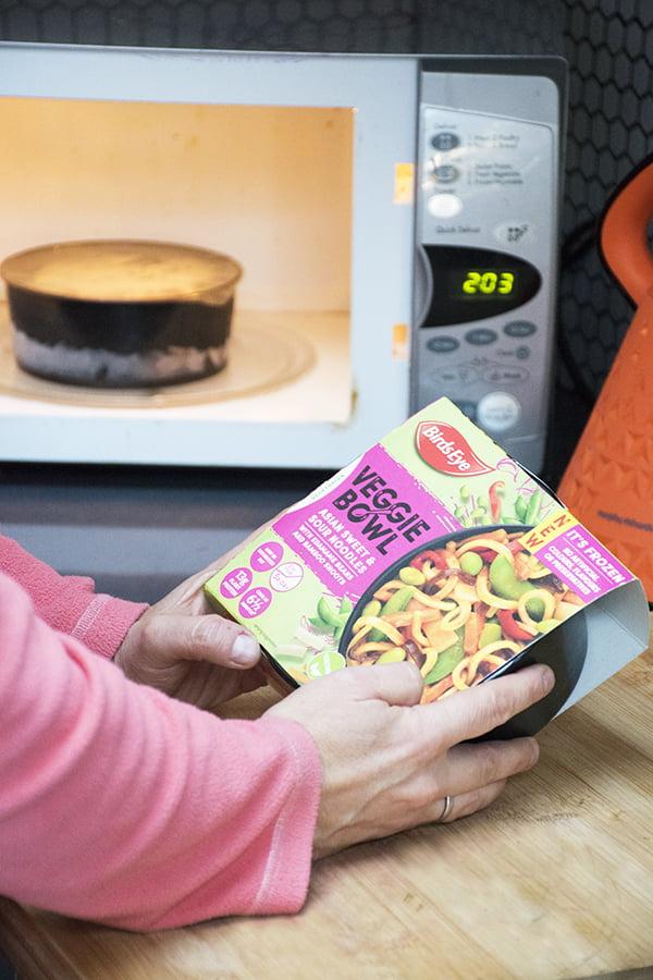 Birds Eye Veggie Bowls Sweet & Sour - Microwave