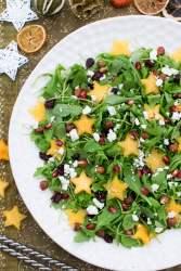 Festive Salad | The Flexitarian