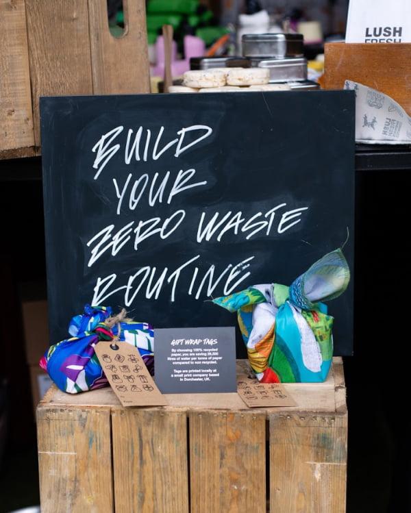 Pebble Festive 2019 Zero Waste