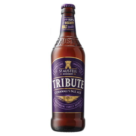 Tribute Beer St Austell New