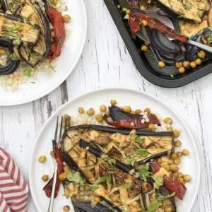 Aubergine Recipes Vegetarian Vegan And Flexitarian