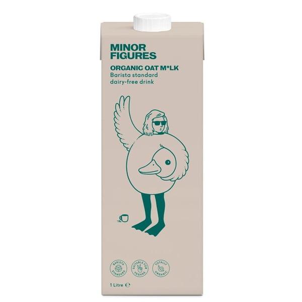Minor Figures Oat Milk Barista