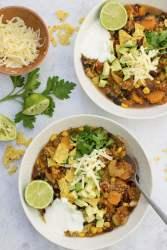 Mexican Quinoa Stew [vegan] The Flexitarian