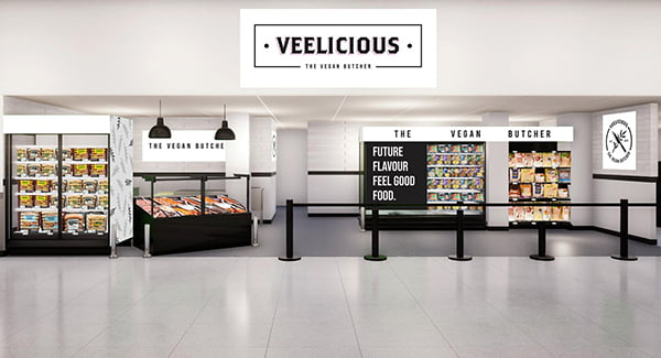 Asda Launches 'Veelicious' - A Vegan Butcher Counter