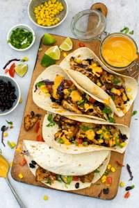 Cauliflower Tacos [vegan] by The Flexitarian