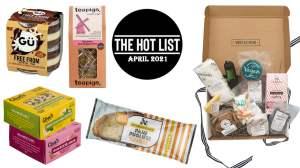 The Hot List April 21