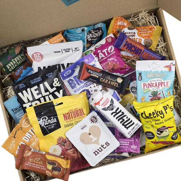 Treat Trunk Vegan Snack Boxes