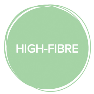 High Fibre Recipes from The Flexitarian
