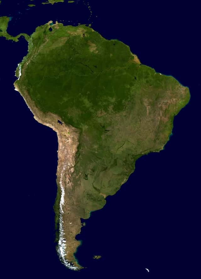 Did you know – South America Facts