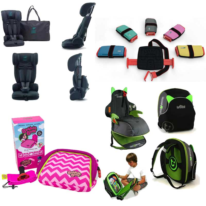 Which Child Car Seat is the best to take abroad?