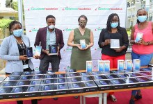 Photo of Safaricom Foundation Donates Tablets To Students in Kawangware and Dandora