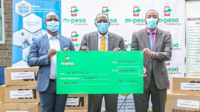 M-PESA Foundation KMPDU