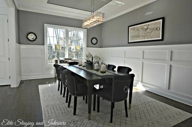 Decorating Rooms With Dark Floors And Gray Walls The Flooring Girl