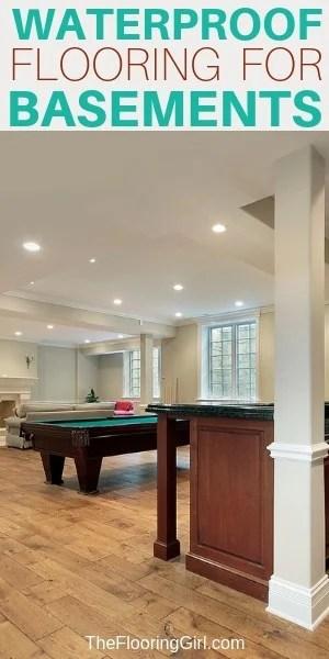 The 10 Best Basement Flooring Options The Flooring Girl