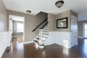Basement Stairs Best Flooring Choices For Steps The Flooring Girl | Best Wood For Basement Stairs | Stair Risers | Staircase Remodel | Tile | Modern Stair Railing | Staircase Designs