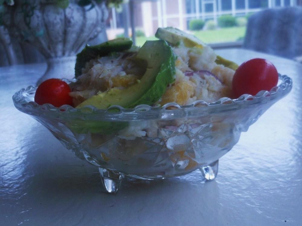 Viandas con Bacalao - Salt Cod With Tropical Root Vegetables (1/6)
