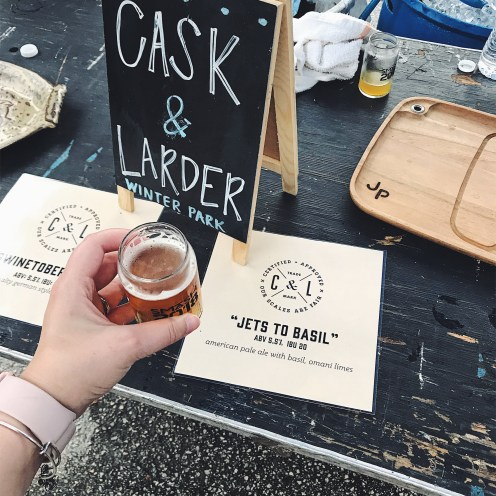 SMaSH Beer by Cask & Larder