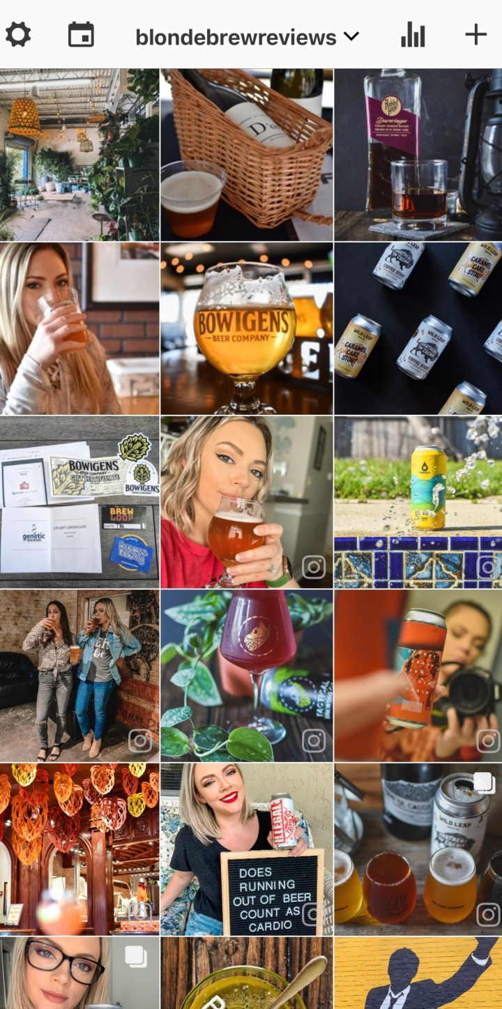 Must-Have FREE Craft Beer Blogging Smart Phone Apps