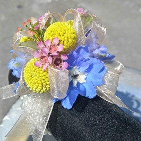 Prom Corsage The Flower Diva Design
