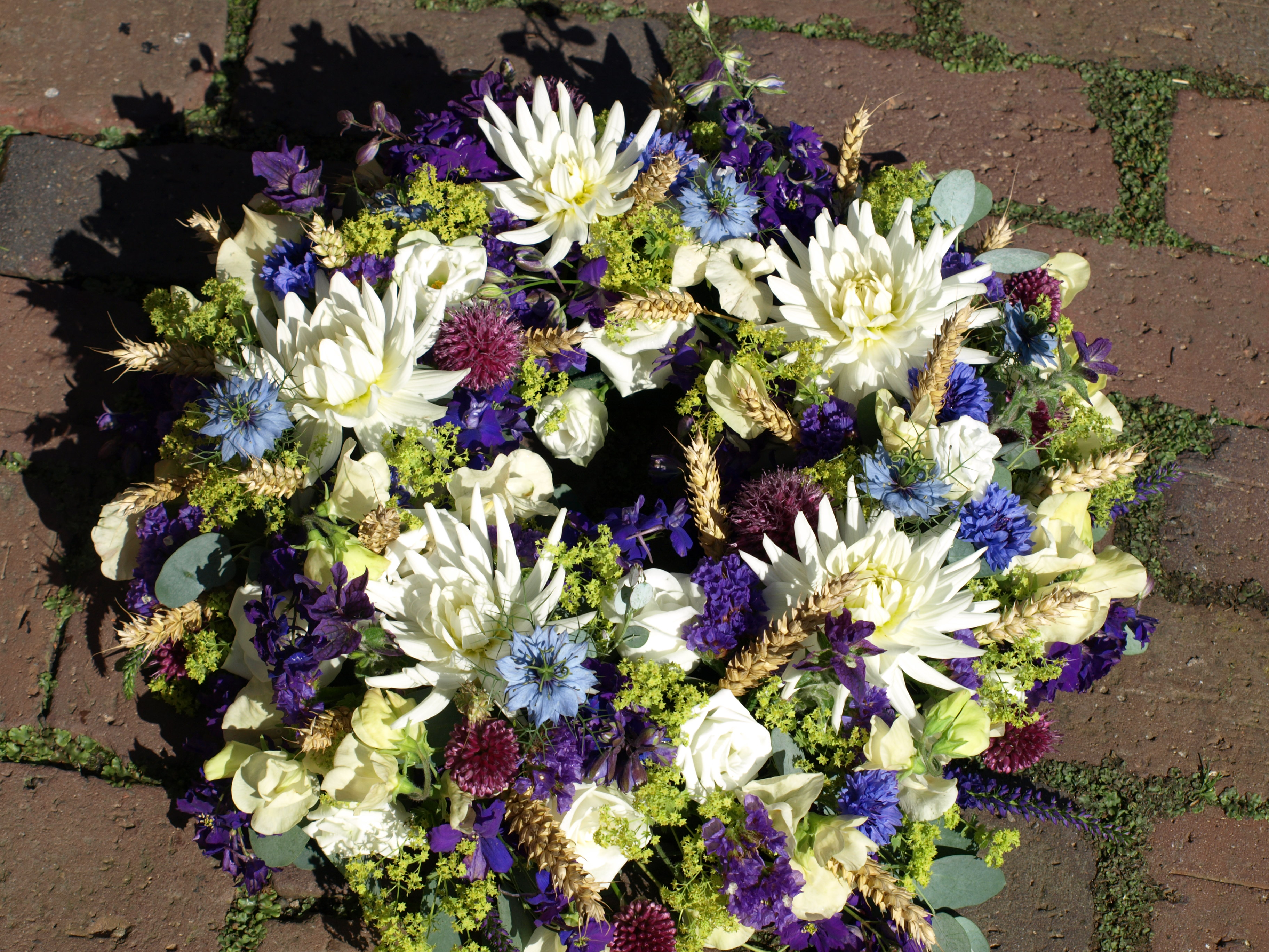New Year, New Business : Wedding Flowers Lancashire By The