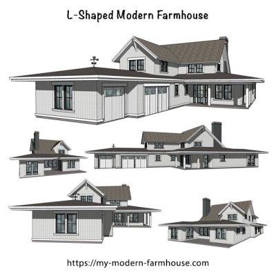 Our Modern Farmhouse Design