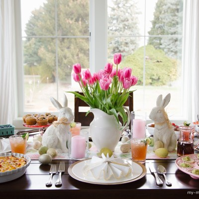 An Easy To Make Easter Brunch