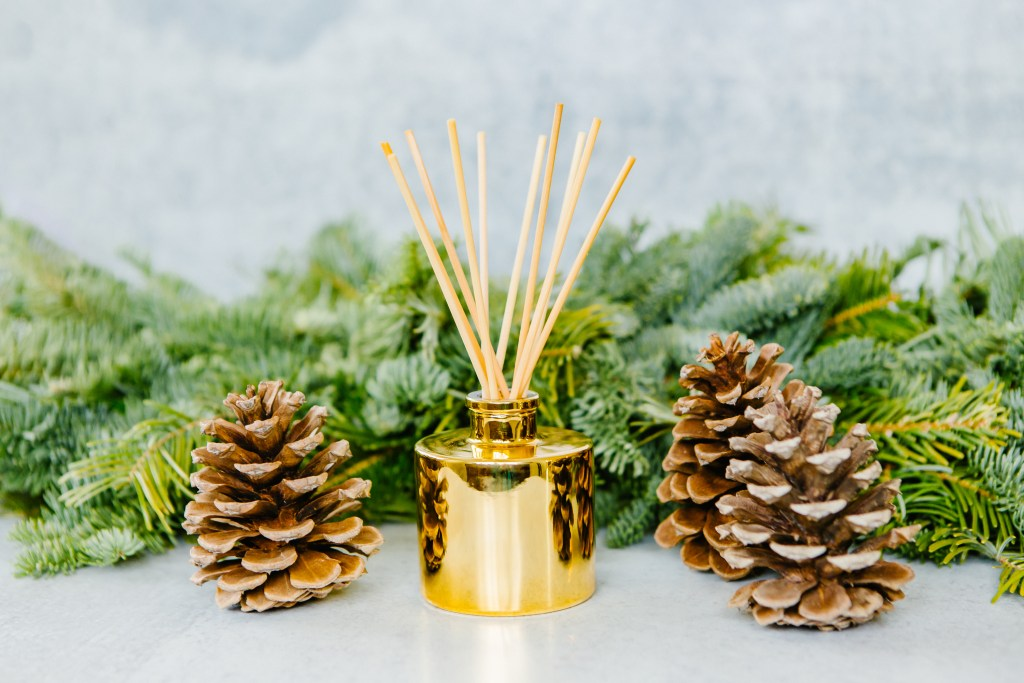 Frasier Fir Reed Diffuser holiday scents
