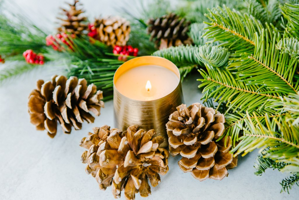 frasier fir holiday scent