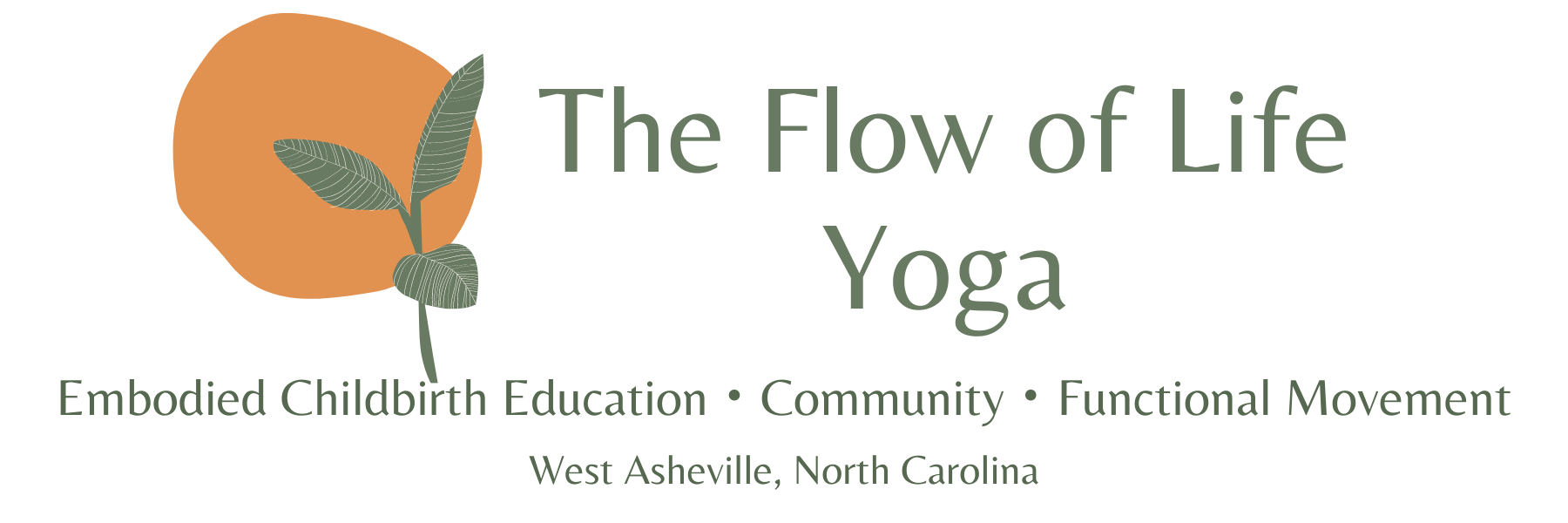 The Flow of Life Yoga