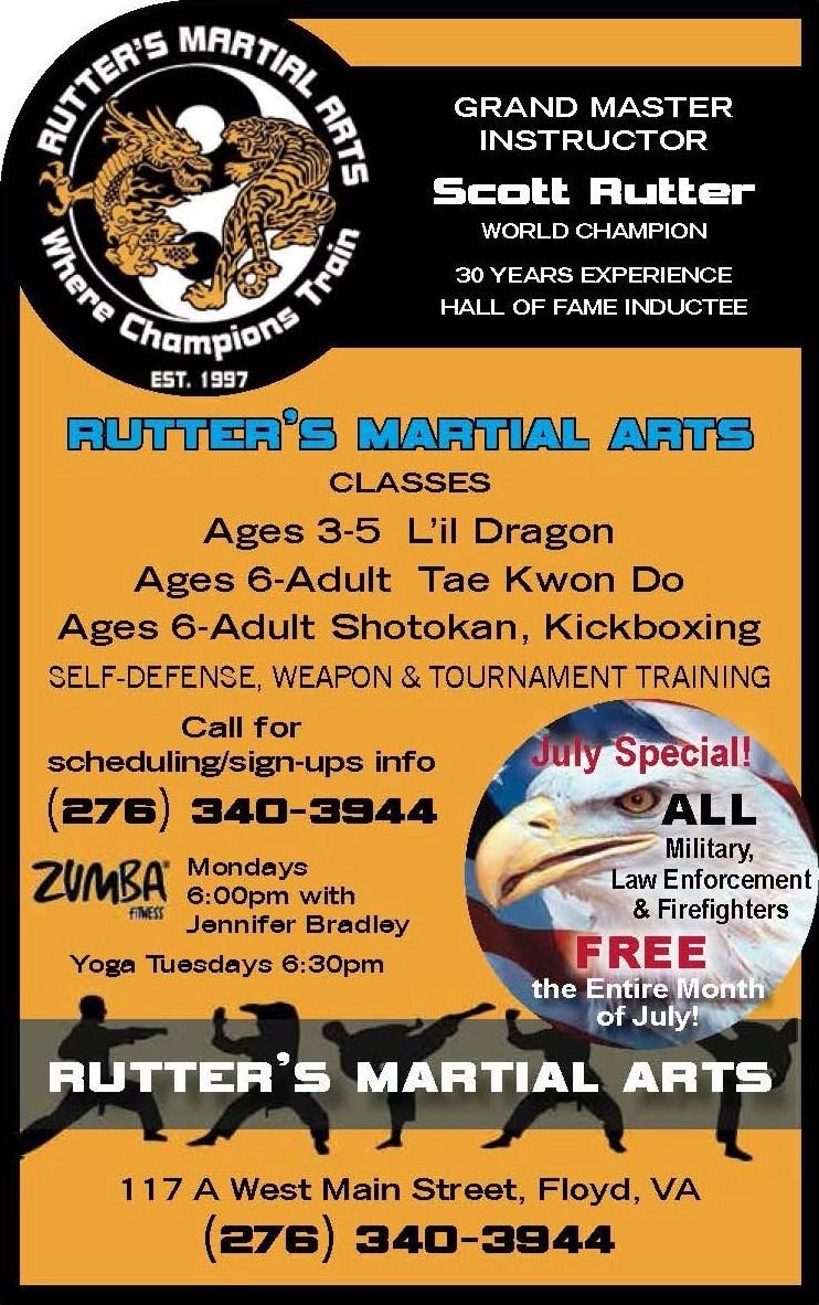 rutters-martial-arts