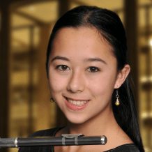 Audrey Emata: The Flute View Young Artist Competition Winner