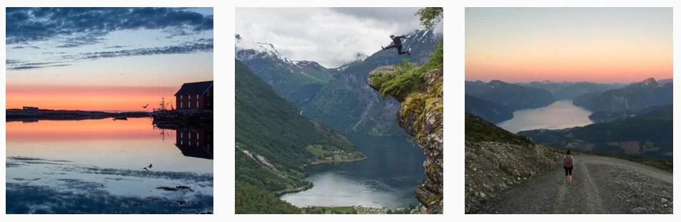 Best Norway Instagram photos Aalesund