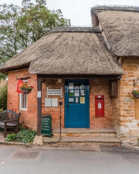 Adlestrop is definitely one of the prettiest Cotswolds villages