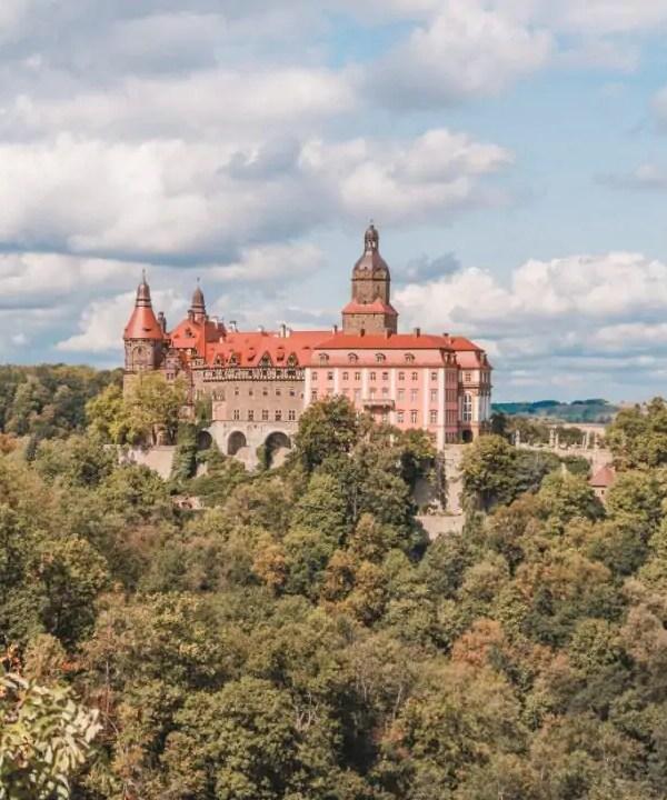 A Weekend in Walbrzych and Ksiaz Castle