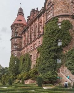 Explore Ksiaz Castle in Poland
