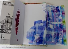 travel journal painted pages 5