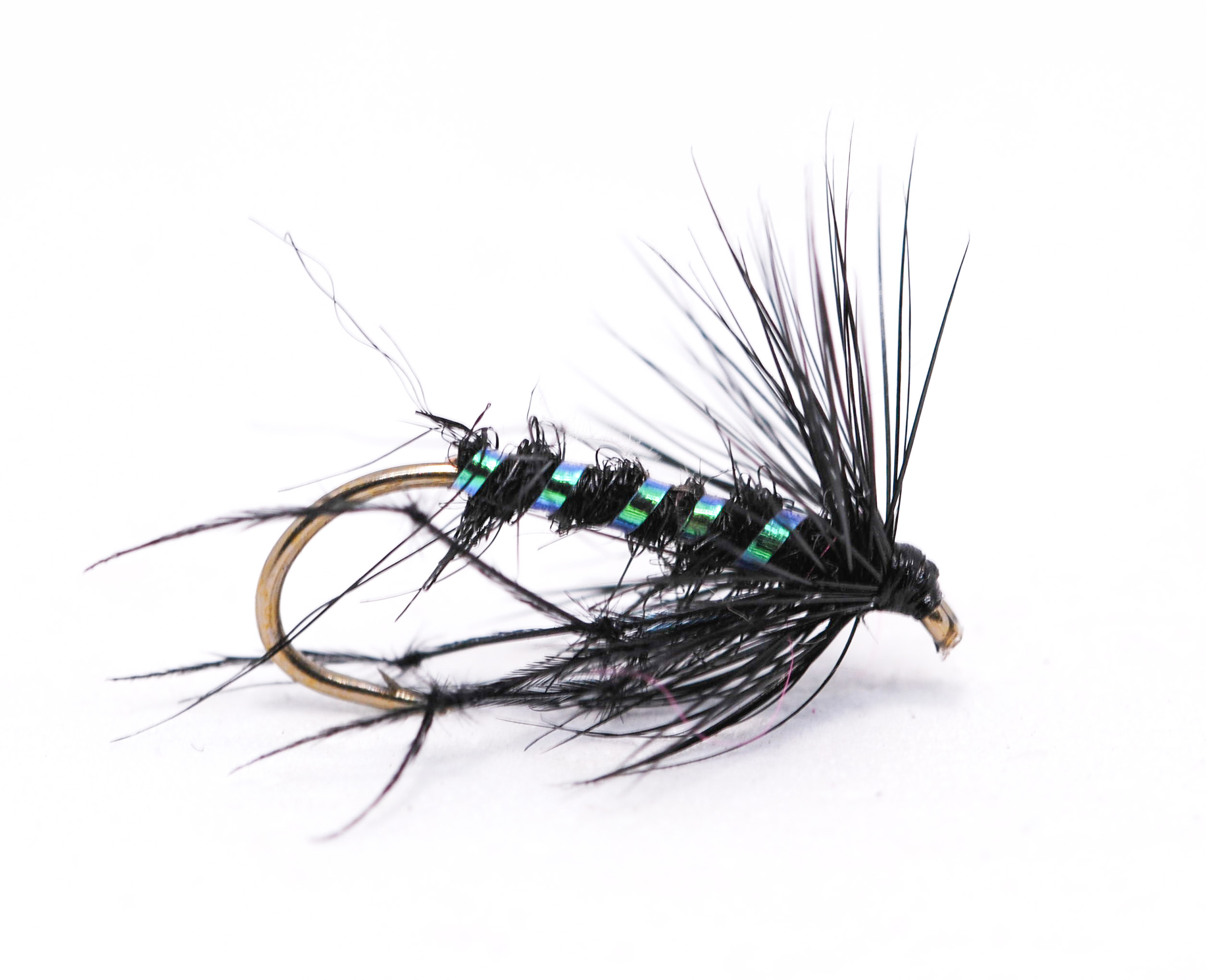 Black Hopper Was One Of The First Dry Flies I Used From A