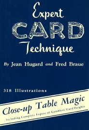 Jean Hugard Expert Card Technique Book