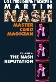 Martin A. Nash Master Card Magician V4