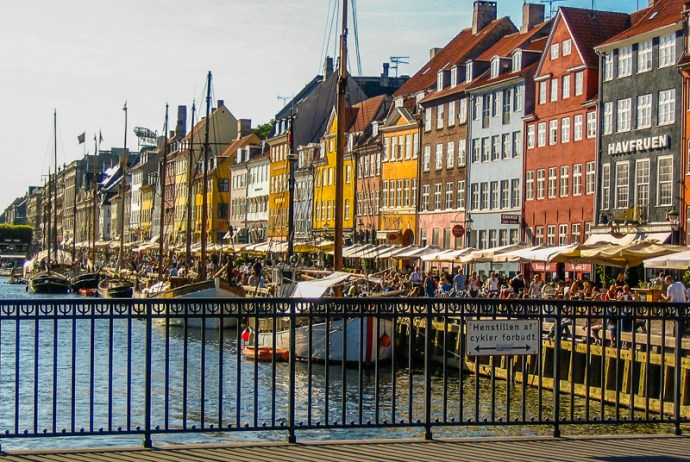 Copenhagen - Nyhavn
