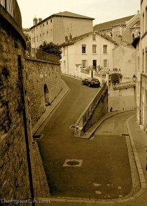 secondary road, Lyon